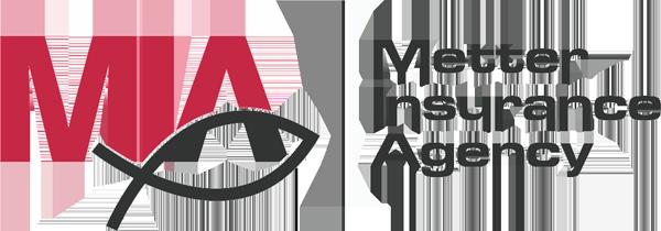 Metter Insurance Agency logo color